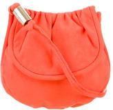 Halston Suede Crossbody Bag w/ Tags