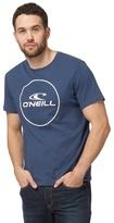 O'neill Navy Logo Print T-shirt