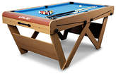 Pool' BCE Riley 6ft Deluxe Pool and Table Tennis Table