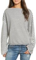 Women's Treasure & Bond Slouchy Fleece Pullover