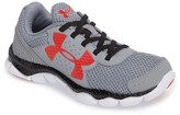 Under Armour Toddler Boy's Engage 3 Big Logo Sneaker