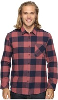 Quiksilver Motherfly Classic Woven Button Up Flannel
