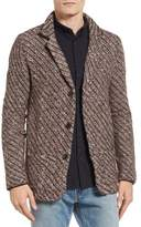 Scotch & Soda Structured Knit Blazer