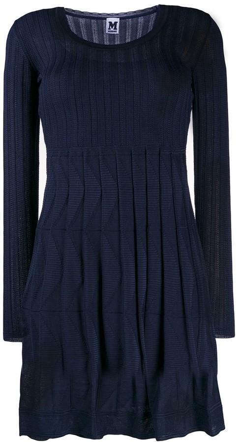 M Missoni U-neck dress