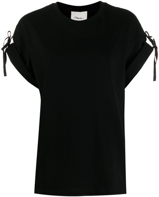 3.1 Phillip Lim tie detail T-shirt