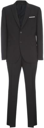 Neil Barrett Slim Fitted Suit