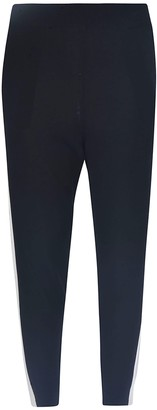 Stella McCartney Bi-color Block Track Pants