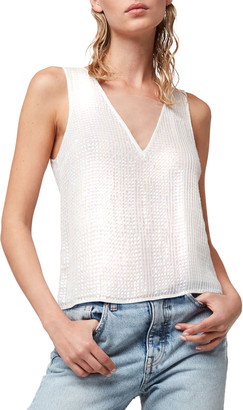 As By Df Isla Gno Sequin Top