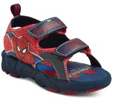 Spiderman Toddler Boys' Light Up Sandals
