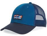 Patagonia Men's Board Short Trucker Hat - Blue