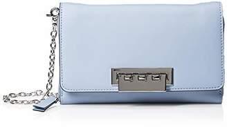 Zac Posen Eartha Zip Wallet Crossbody-Blue