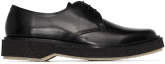 Adieu Paris lace-up leather Derby shoes
