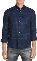 Barbour Seth Plaid Flannel Regular Fit Button Down Shirt