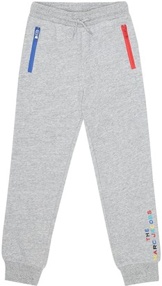 Marc Jacobs Embroidered cotton trackpants