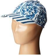 Dolce & Gabbana Capri Baseball Cap (Little Kids/Big Kids)
