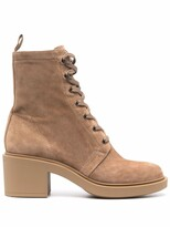 Thumbnail for your product : Gianvito Rossi Foster suede boots