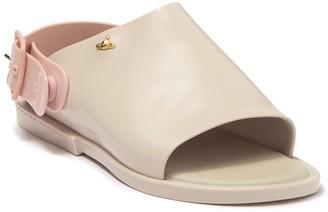 Melissa Vivian Westwood Twist Open Toe Sandal