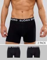 Bjorn Borg Bjorn Bjorg 2 Pack Trunks
