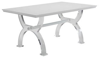 Everly Quinn Hepworth Dining Table