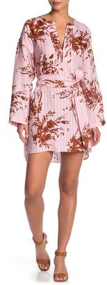 Joie Sunanda Floral Print Dress