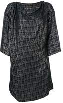Vivienne Westwood Women's Grey/black Acetate Dress.