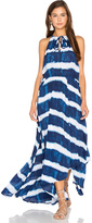 Seafolly Tie Dye Stripe Maxi