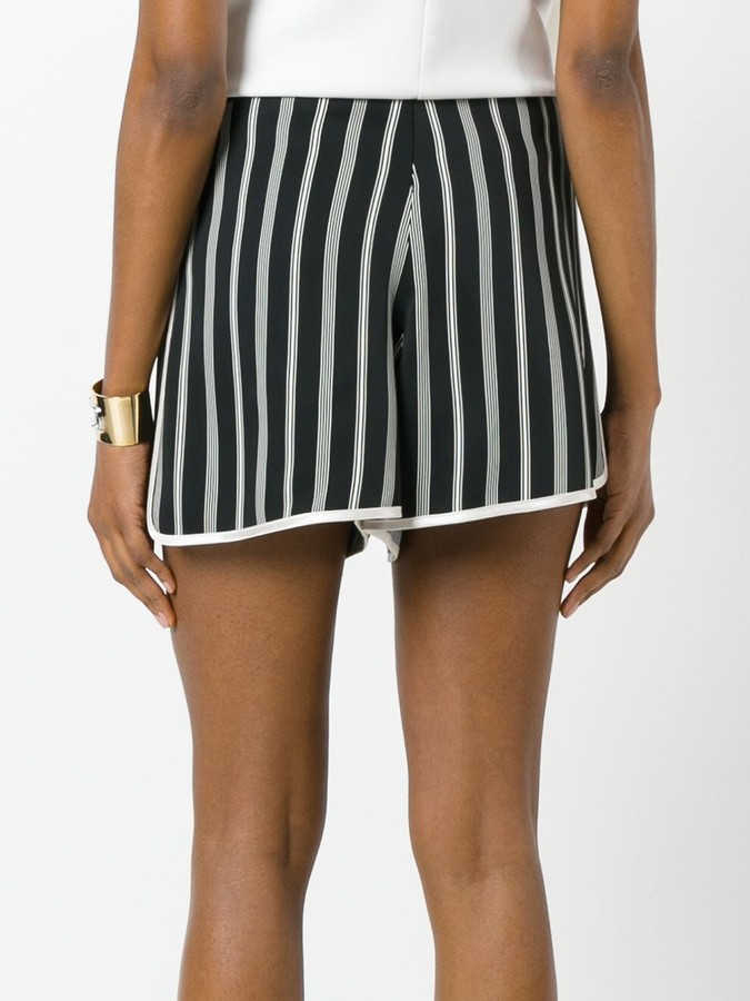 Lanvin striped shorts