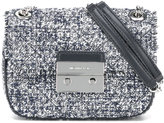 MICHAEL Michael Kors tweed shoulder bag