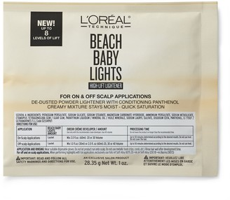 L'oreal Beach Baby Lites Beach Baby Lites High Lift Lightener 1 oz