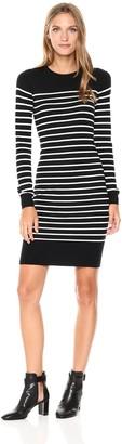 BCBGeneration Women's Striped Dress