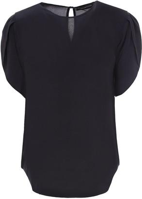 Sportmax Code Short Sleeve Blouse