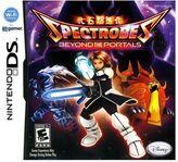 Nintendo Disney spectrobes: beyond the portals for ds