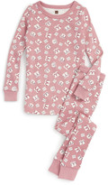Tea Collection Geta Fitted Two-Piece Pajamas (Toddler Girls, Little Girls & Big Girls)