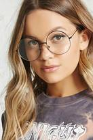 Forever 21 FOREVER 21+ Clear Round Readers