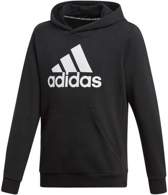 adidas Boys Must Haves Badge of Sport Hoodie