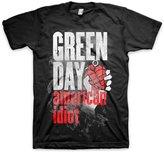 Bravado Green Day Men's Smoke Screen T-shirt