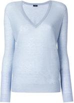 Joseph cashmere V-neck jumper - women - Cashmere - XS
