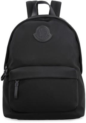 Moncler Pierrick Canvas Backpack