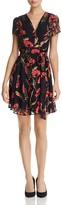 Yumi Kim Kennedy Floral Print Wrap Dress