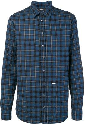 DSQUARED2 check shirt
