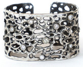 Irit Design - Sterling Silver and Diamond Cuff