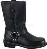 Demonia Men's Harness Boot