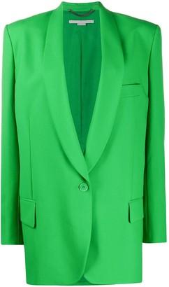 Stella McCartney Allison tailored blazer