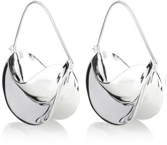 Anissa Kermiche Paniers D'Argent silver-plated earrings
