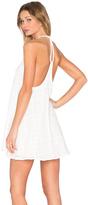 Capulet Y Back Braiding Dress