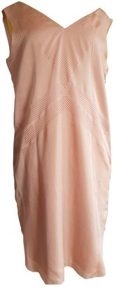 Closed Pink Dress for Women
