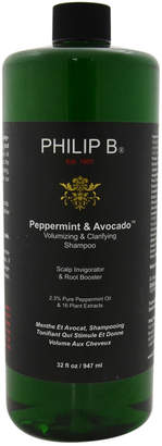 Philip B 32Oz Peppermint And Avocado Volumizing & Clarifying Shampoo