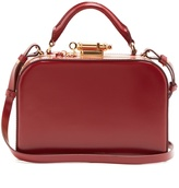 Sophie Hulme Whistle leather cross-body bag