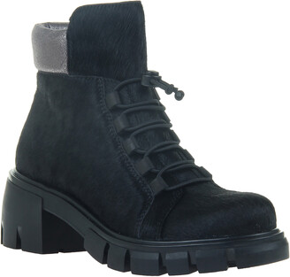 Naked Feet Militant Lace-Up Boot