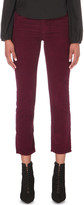 Frame Le High straight high-rise corduroy jeans